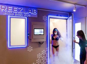 Ervaar de helende kracht van kou bij Freezlab in Amsterdam