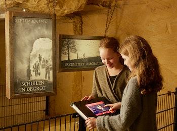 Bezoek de spannendste grot van Limburg: MergelRijk!