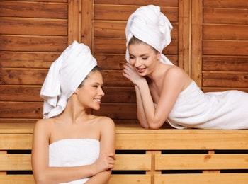 Geniet bij Sauna & Beauty de Veluwe