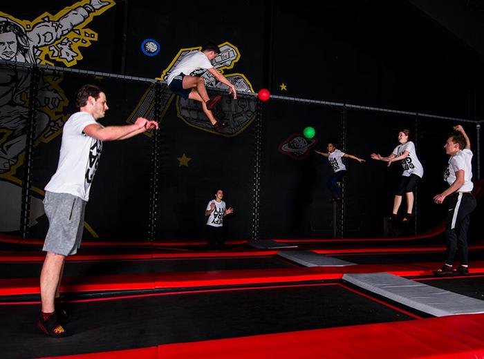 Geniet van 2 uur springen bij Jump XL Zandvoort!