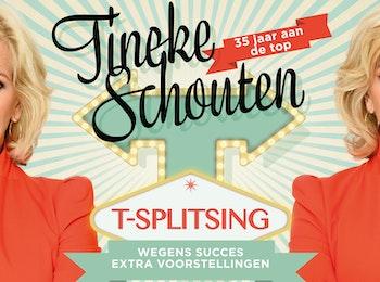 Bezoek de show T-splitsing van Tineke Schouten in het AFAS Circustheater!