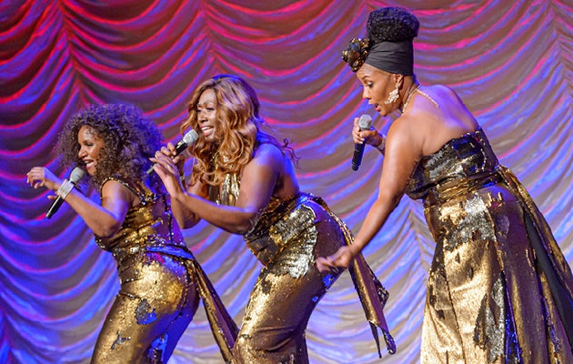 Beleef spectaculair concert van de Soul Sisters!
