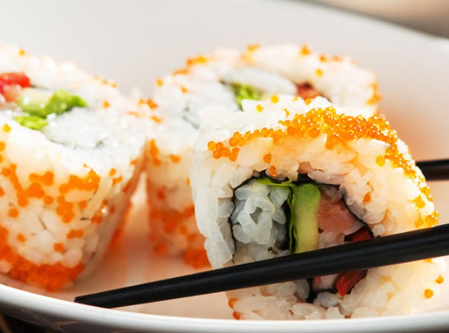 Sushi Sensation menu van Sushipoint!