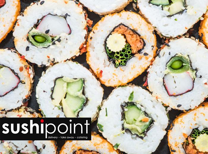 Sushi Special menu van Sushipoint!