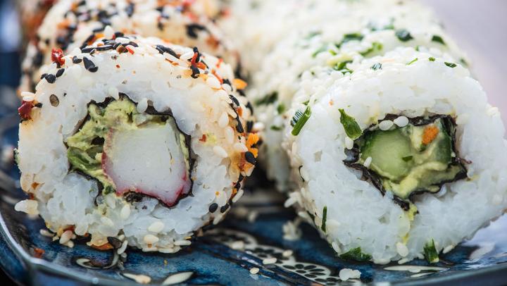 Uramaki Sushi menu van Sushipoint!