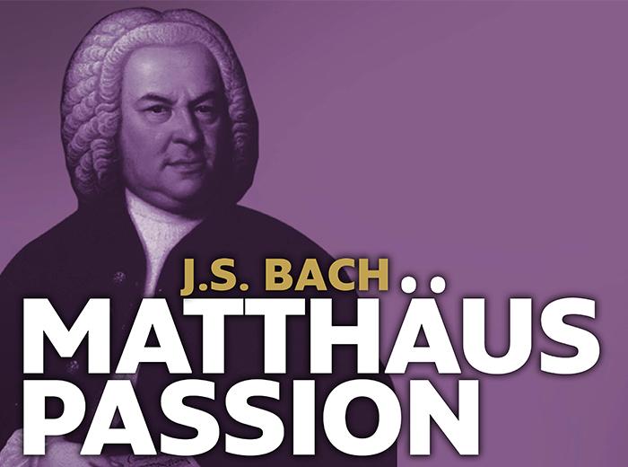 Geniet van Matthäus Passion het muzikale meesterwerk...