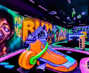 GlowGolf Amsterdam