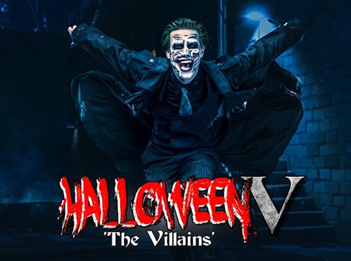 Korting Bezoek het angstaanjagende Halloween The Villains V in Mondo Verde Landgraaf