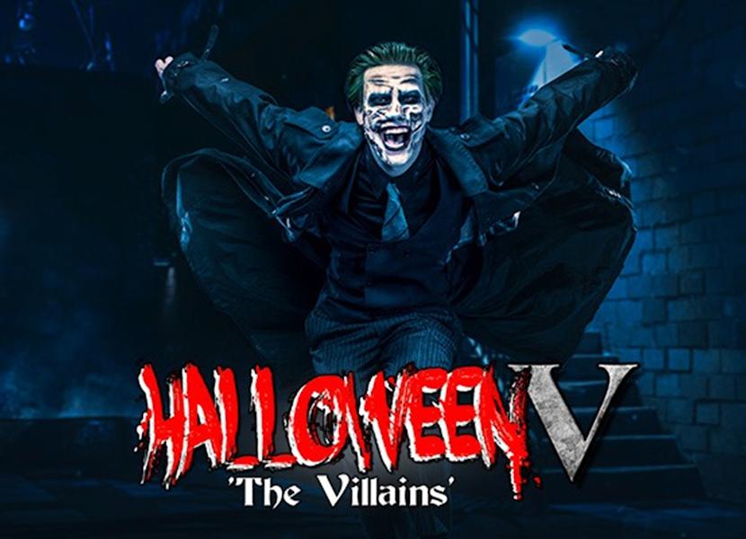 Halloween Pretparken Nederland.Halloween The Villains V 40 Korting Tripper Nl