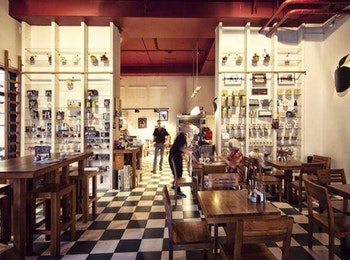 High tea de luxe voor 2 personen bij Veerplein 18