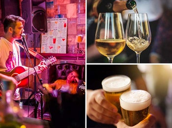 High Wine of High Beer bij Jazzbar Eindhoven
