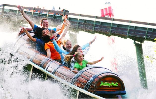 Sensationele attracties voor jong en oud bij Holiday Park