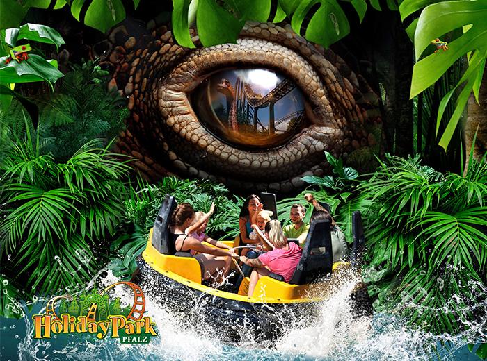 Sensationele attracties voor jong en oud bij Holiday Park Hassloch