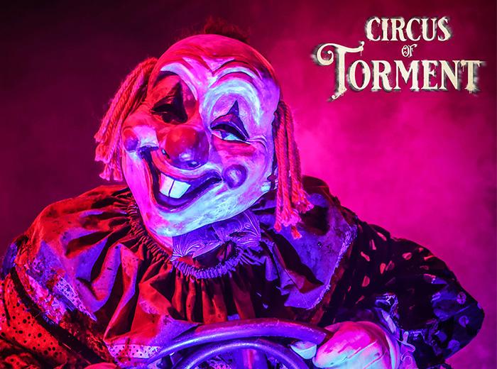Op het puntje van stoel tijdens het duistere Circus...