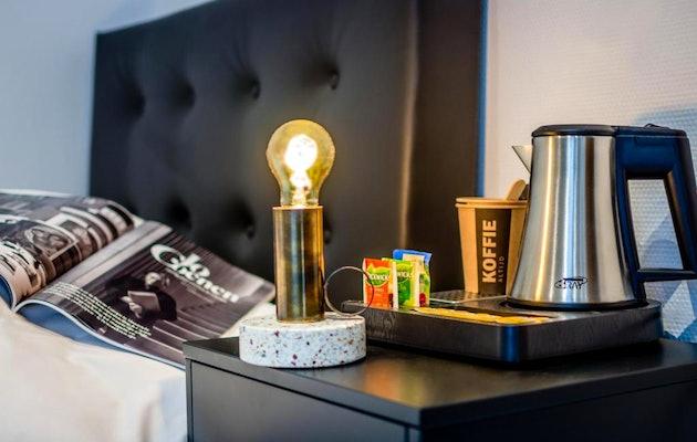 Overnachting + luxe ontbijt bij Landgoed Overste Hof voor 2 personen
