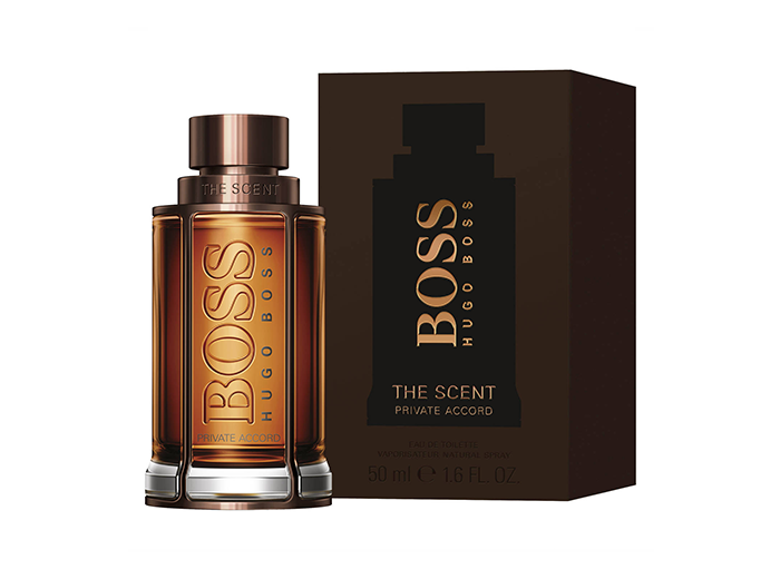 Korting Hugo Boss The Scent for him Edt 50 ml