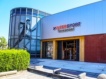 Intersport Twinsport waardebon t.w.v. €50