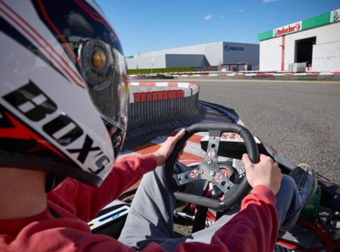 Korting 3x 10 minuten karten bij Michael Schumacher Kart en Eventcenter