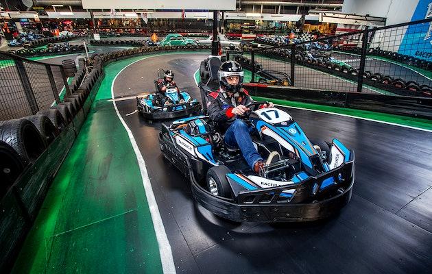 Ga karten bij Race Planet in Amsterdam of Delft!
