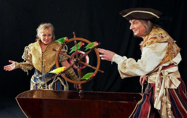 Een fantastische en flitsende voorstelling bij Kerstcircus Enschede