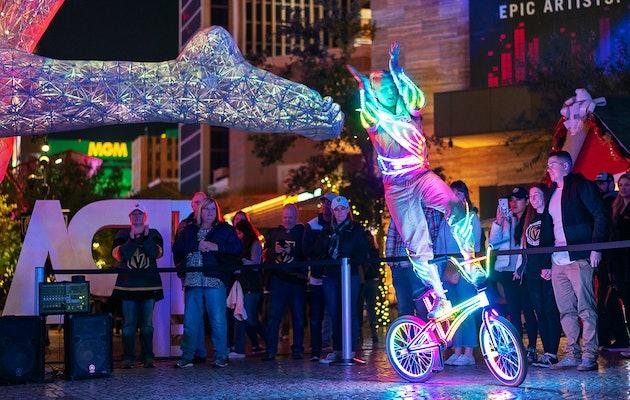 Geniet van een adembenemende voorstelling bij Kerstcircus Haarlem
