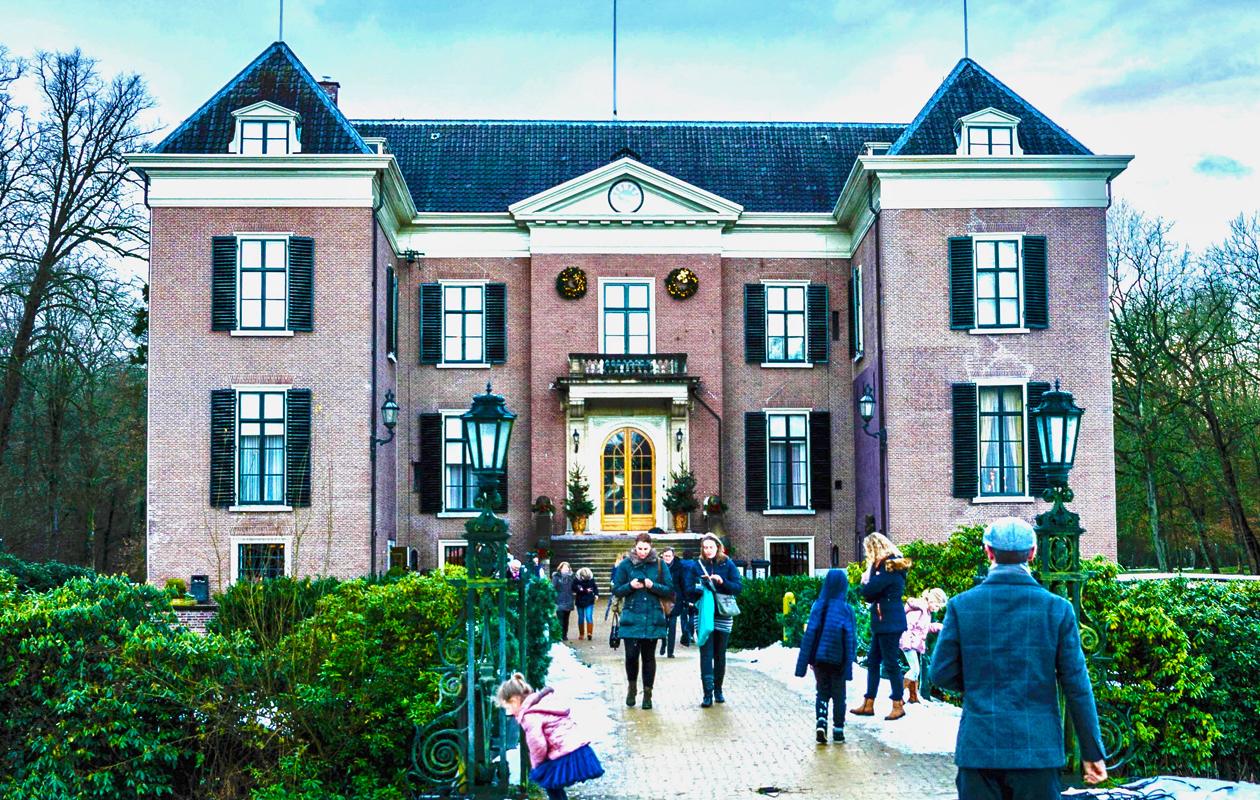 Korting Kom kerstshoppen en inspiratie opdoen op kerstfair Huis Doorn!
