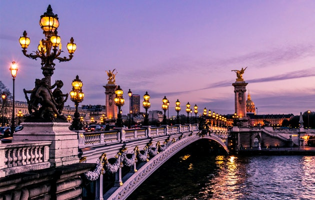 Geniet van een gezellig dagje kerstshoppen in de Franse hoofdstad Parijs