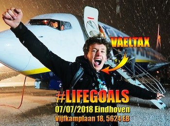 VIP ticket voor hét social media event #Lifegoals Gathering!