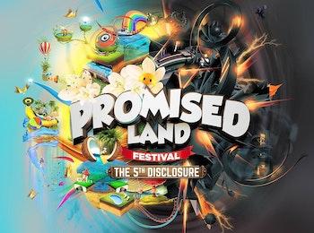 Kom naar Promised Land Festival in Leeuwarden!