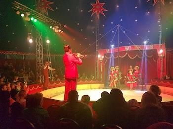 Kom naar Winter Wonder Circus in Tilburg!