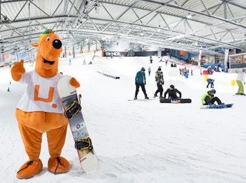 Kom skiën of snowboarden bij de Uithof