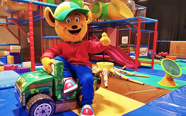 Dag vol speelplezier in het indoor speelparadijs Avontura Breda!