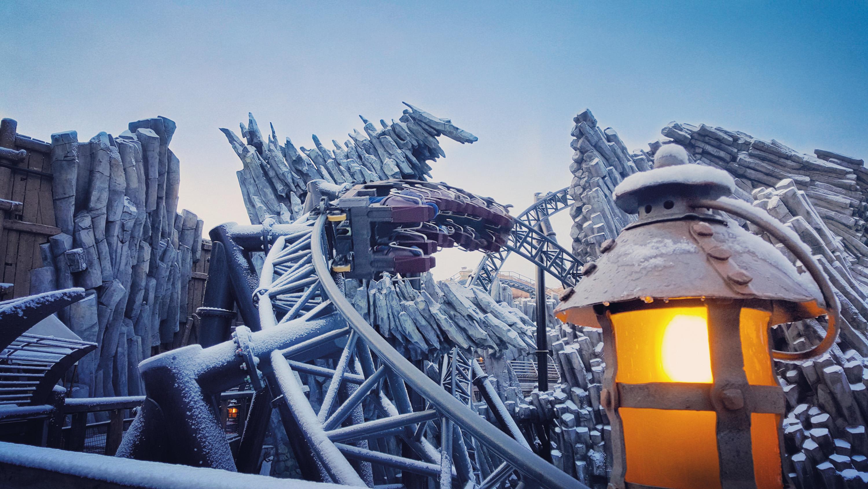 Laat je betoveren door Phantasialand Wintertraum!