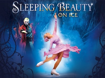 Laat je betoveren tijdens Sleeping Beauty on Ice
