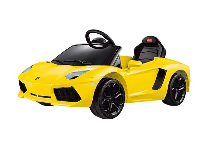 Lamborghini Aventador Elektrische Kinderauto met afstandsbediening