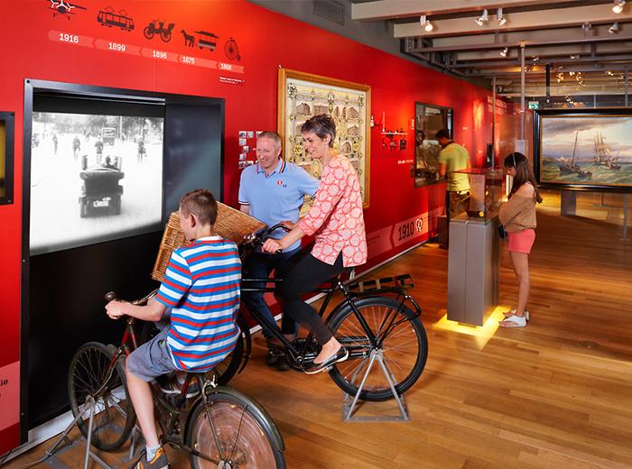 Leer alles over onze hoofdstad bij het Amsterdam Museum!...