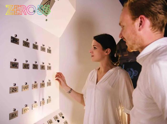 Korting Ontsnap uit twee Mini Escape Rooms bij ZERO55 in Apeldoorn