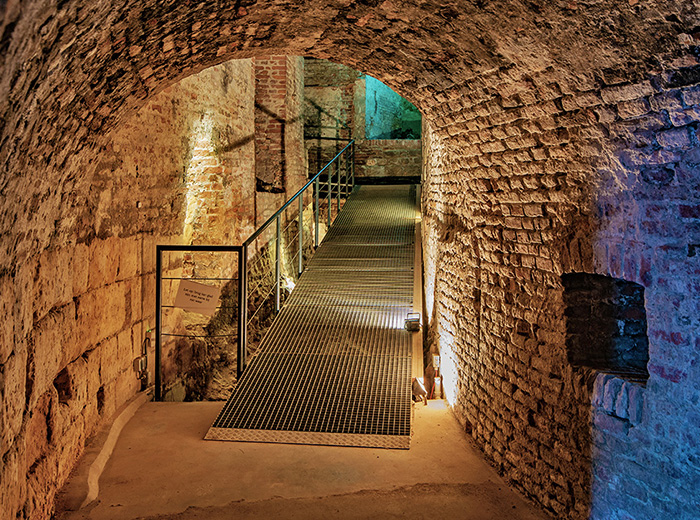 Korting Ontdek het verhaal van de rivier de Waal bij Museum de Bastei Nijmegen