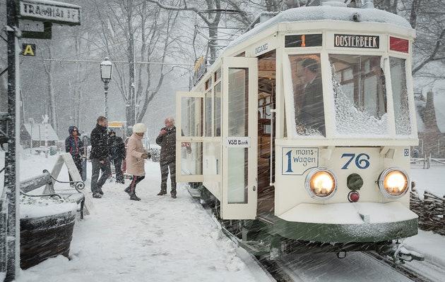 Vier de winter bij het Nederlands Openluchtmuseum!