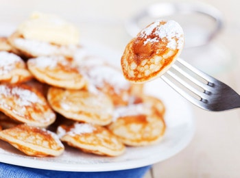 Onbeperkt pannenkoeken en poffertjes bij Restaurant Popsuiker