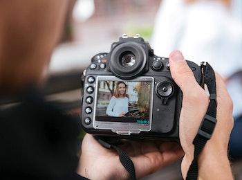 Online cursus fotografie van InterPlein