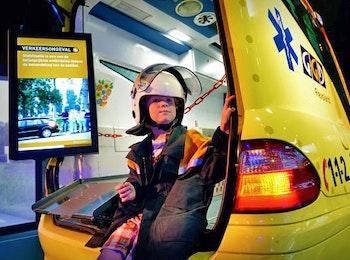 Beleef de wereld van hulpdiensten bij PIT Veiligheidsmuseum