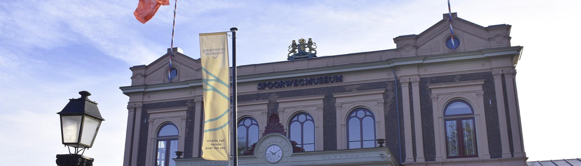 Pak de trein en reis door de tijd bij het Spoorwegmuseum!