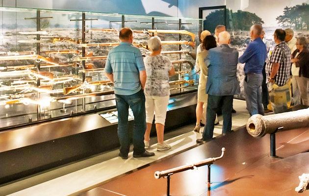Duik terug in de tijd bij Oorlogsmuseum Overloon
