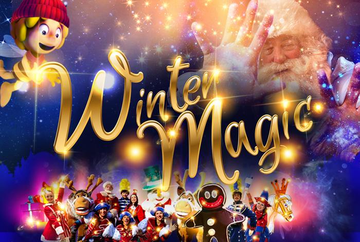 Beleef Winter Magic bij Plopsaland De Panne!