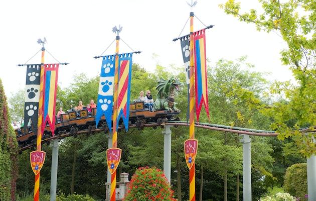 Betoverende attracties bij Plopsaland De Panne