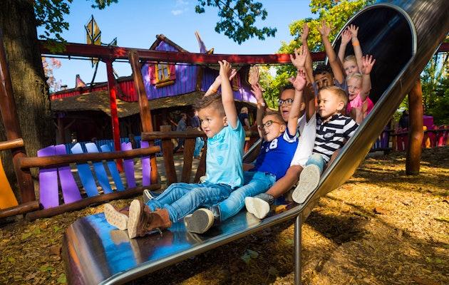 Billet d'entrée: Parc d'aventures Hellendoorn avec 2 nouvelles attractions!