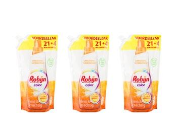 Robijn Color Klein & Krachtig Voordeelzakken, v.a. 75 wasbeurten