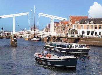 Rondvaart door Haarlem