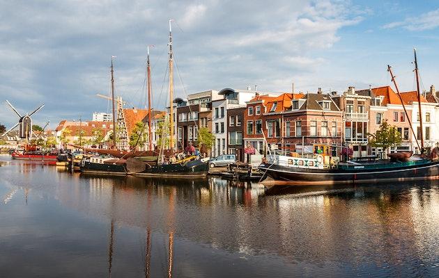 Geniet van een leuke rondvaart rondom Leiden